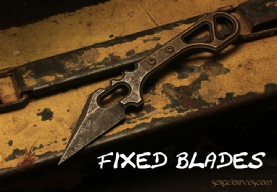 FIXED BLADES